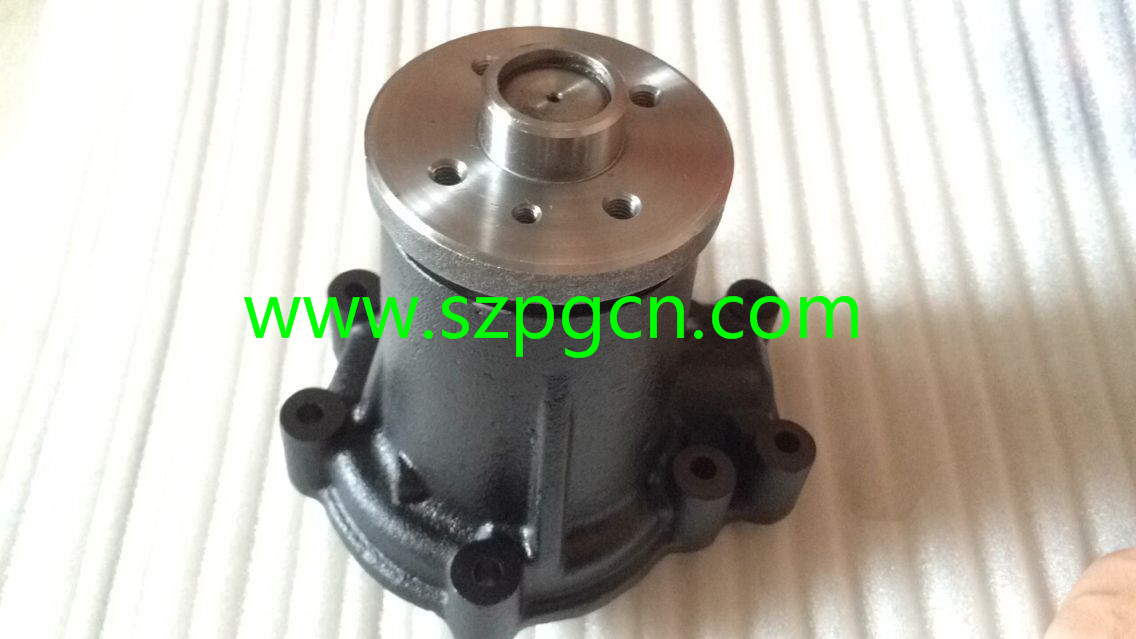 China Supplier 4HK1 Cooling Pump 8980228221 4 Holes 8-98022822-1 Water Pump for Excavator