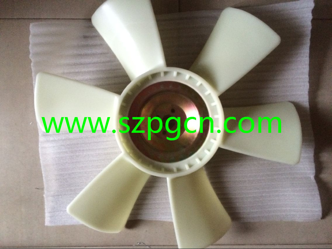 China Supplier E320 E200B S6K Fan 6 Blades