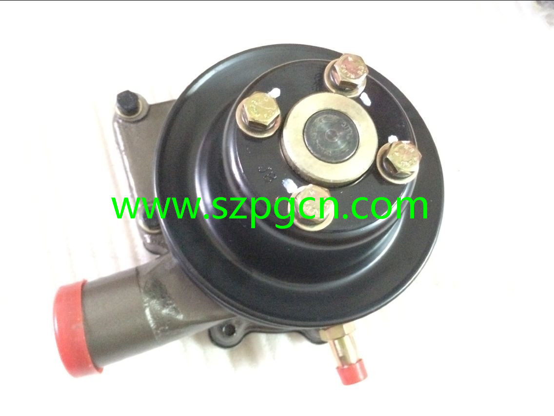 China Supplier YUCHAI 6108G 6QAJ-1307010D  Water Pump for Excavator