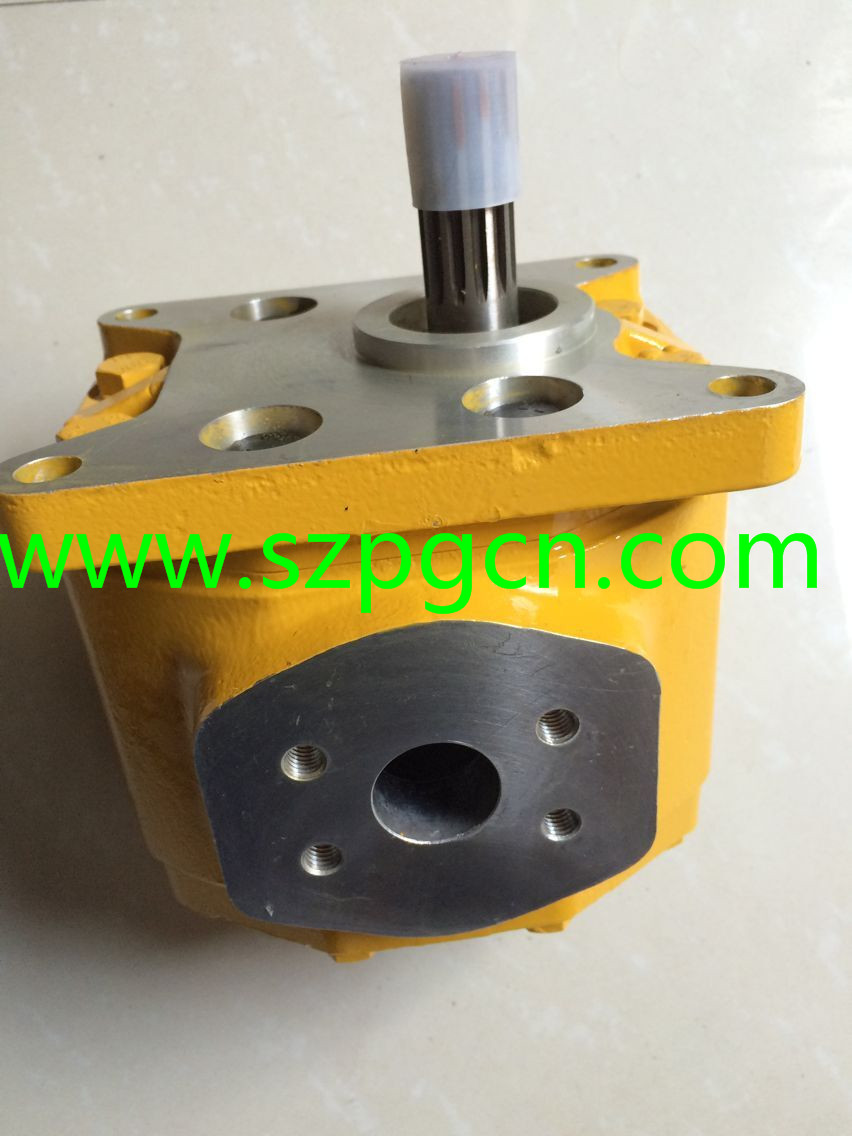 China Supplier D50A-16 Gear Pump 704-12-38100  for Excavator