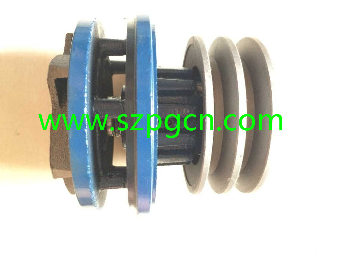 China Supplier NH220 Water Pump 3945361C Cooling Pump for Excavator
