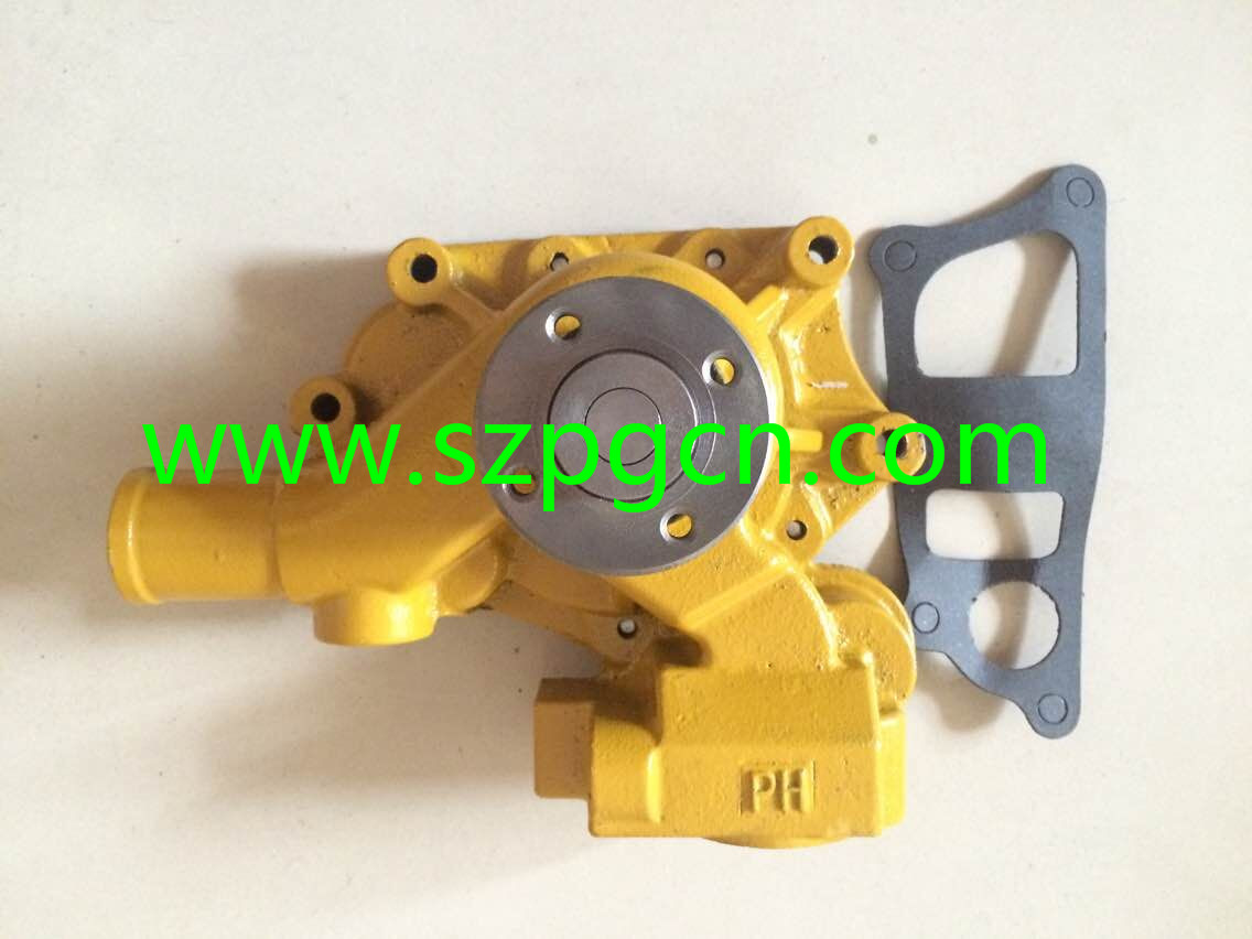 China Supplier PC60 S4D95 Water Pump 6204-61-1104 Cooling Pump for Excavator