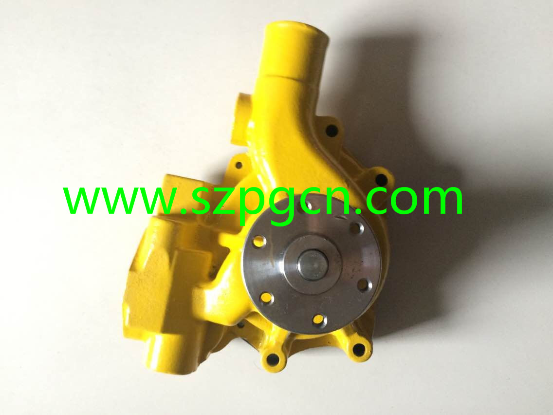 China Supplier PC200-5 6D95 Water Pump 6206-61-1100 6206-61-1102 Cooling Pump for Excavator