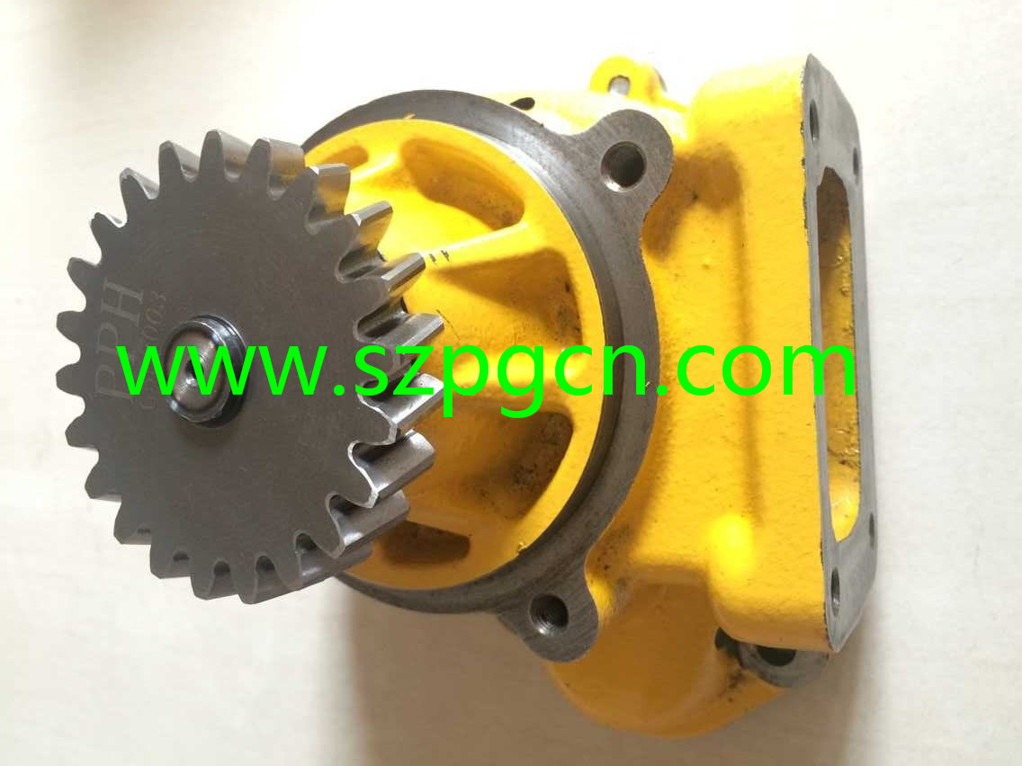 China Supplier PC400-6 6D125 Water Pump 6151-62-1102 6151-62-1101 Cooling Pump for Excavator