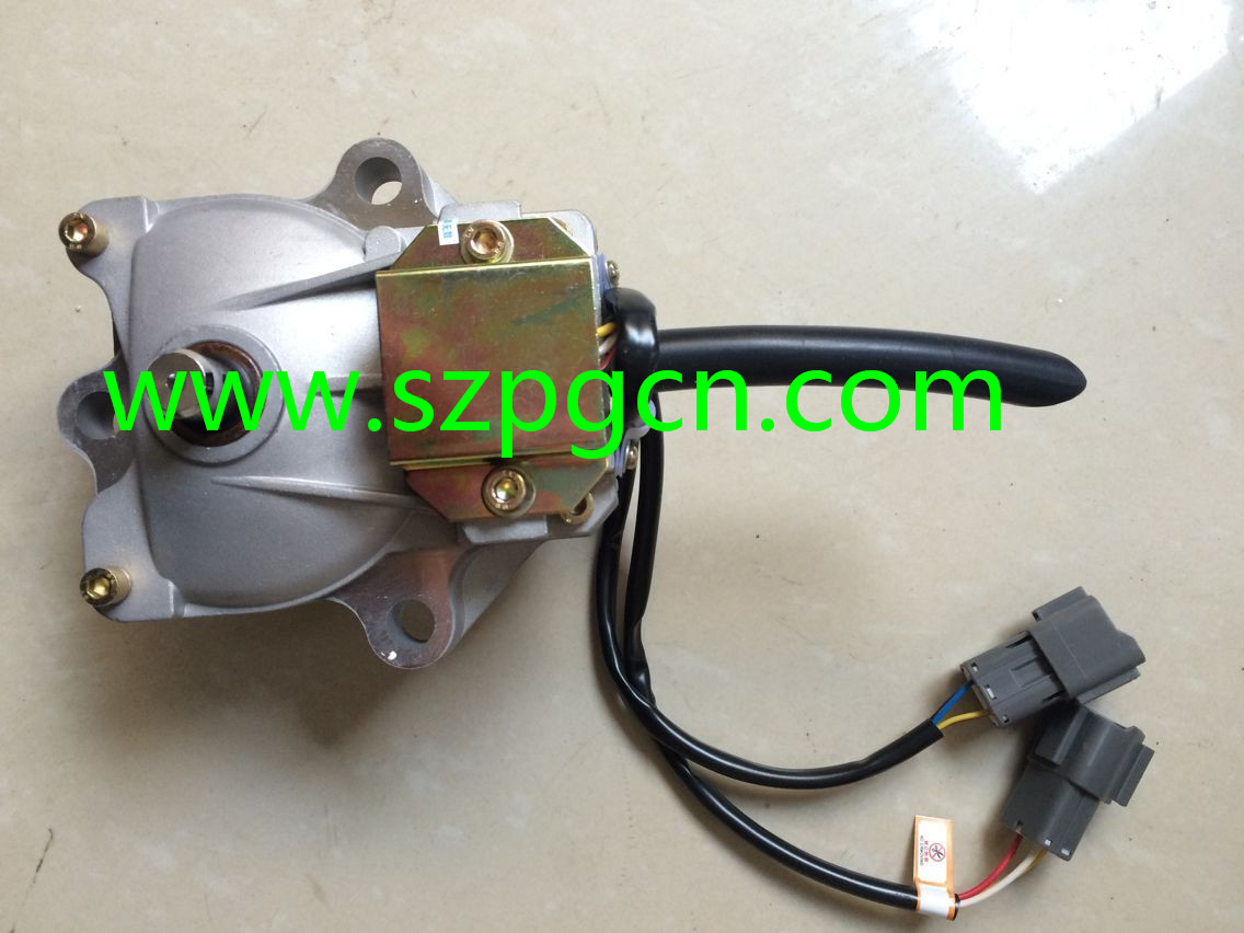 PC200-6 PC300-6 PC400-6 excavator throttle motor 7834-40-2000 7834-40-2001 7834-40-2002