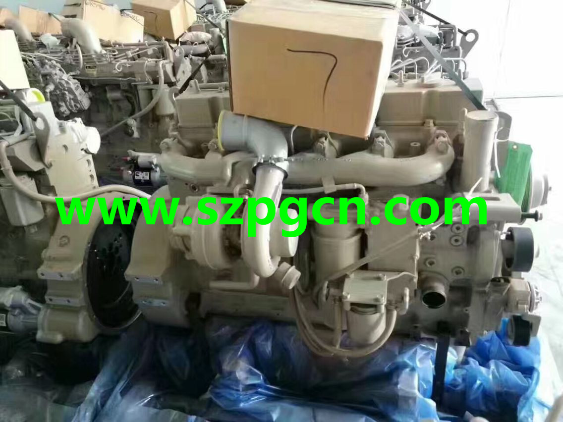 6CT8.3 ENGINE ASSY