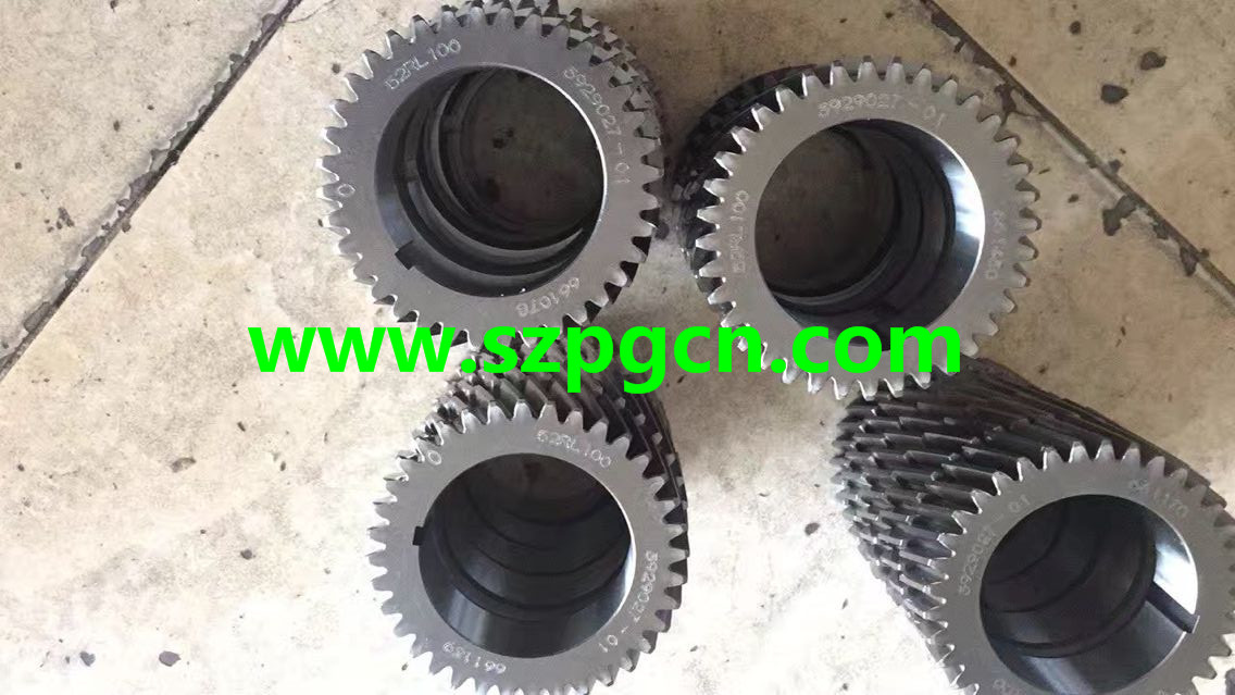 6D102 CRANKSHAFT GEAR