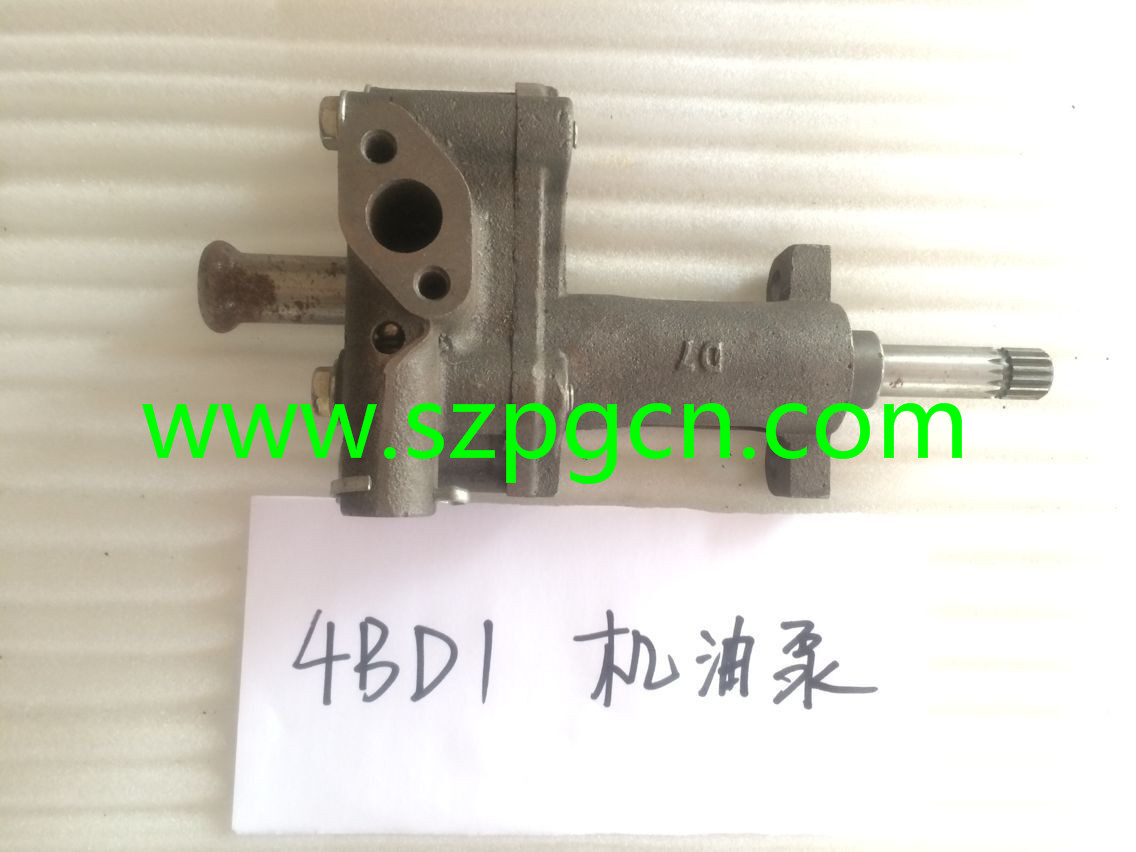 4BD1 OIL PUMP