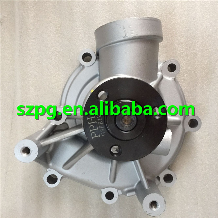 EC240 D7E BFM1013 Water Pump 04206747 04256853